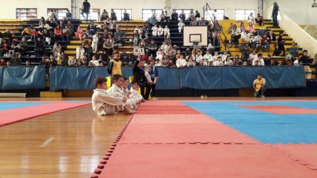 ¡El Karate-Do del club de torneo!