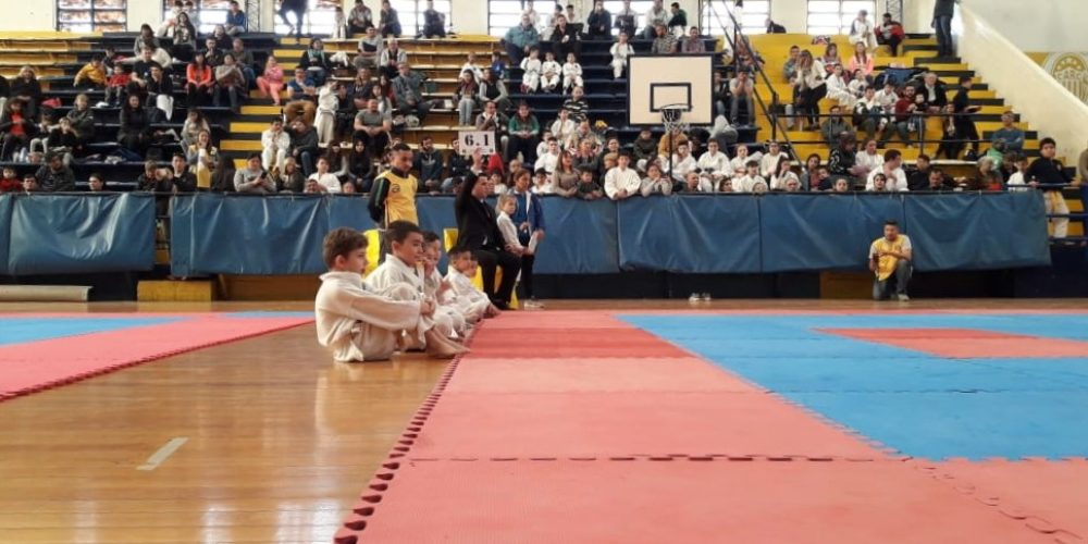 ¡El Karate-Do del club de torneo!