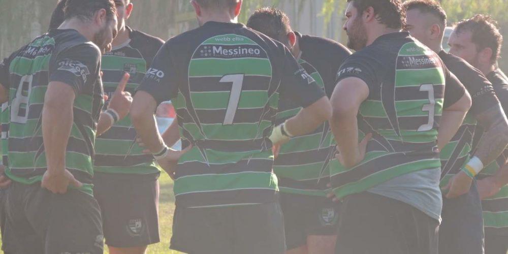 Derrota del plantel superior de rugby en la Copa de Plata