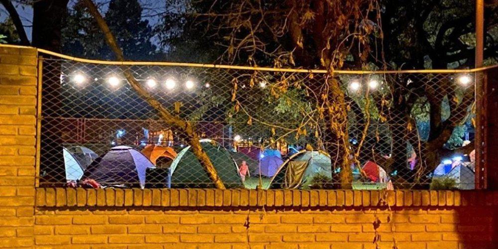 Nuestra Colonia de Campamento