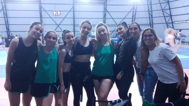 Gran resultado de las chicas de patín en el Torneo Clasificatorio al Provincial 2020
