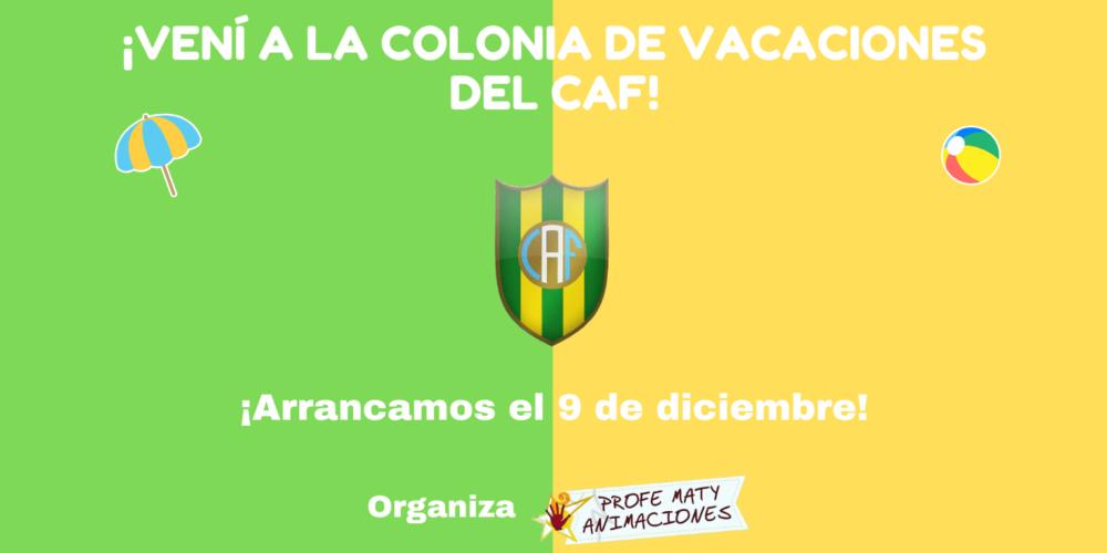 Abierta la inscripción para la Colonia de Vacaciones 2019-2020