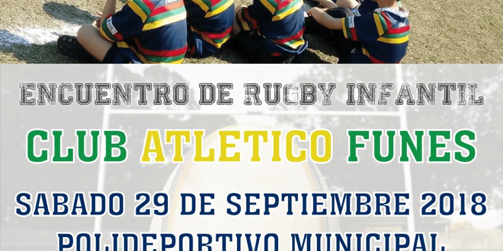 Encuentro Rugby Infantil CAF