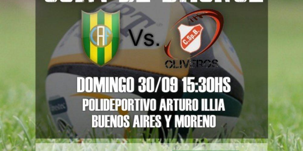Semifinal Copa de Bronce – Torneo Desarrollo URR