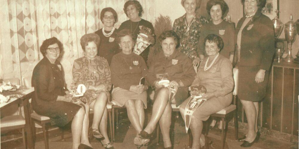 Las mujeres del Club Funes siempre protagonistas