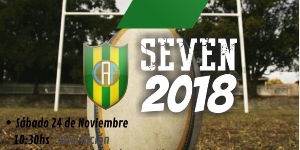 Seven del CAF 2018